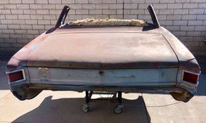 1967 Chevelle Rear body section - for Sale in Las Vegas, NV
