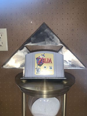 Nintendo 64 n64 game , The legend of Zelda ocarina of time . for Sale in Kennewick, WA