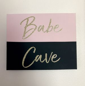 Bebe 'Babe Cave' Canvas for Sale in Lancaster, CA