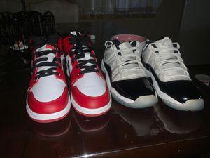 Bundle deal concords /Jordan 1s for Sale in Montebello, CA