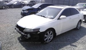 2005 Acura TSX part out - with auto transmission for Sale in South Brunswick Township, NJ