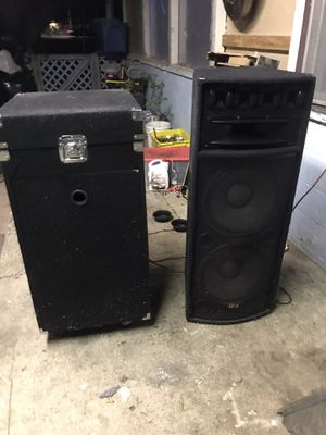 Dj system comes with everything you need for Sale in Lakeside, CA