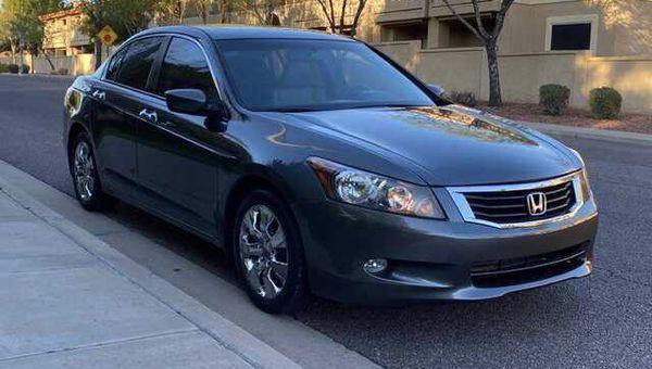 2009 Honda Acord EX-L