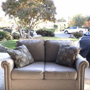 Ashley Furniture Sofa & Loveseat for Sale in Visalia, CA