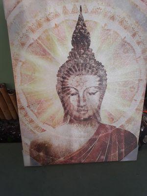 Call canvas Buddha wall art for Sale in Dunedin, FL