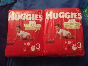 Huggies diapers for Sale in Dallas, TX