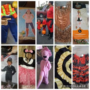 costumes disfraces for Sale in Fontana, CA