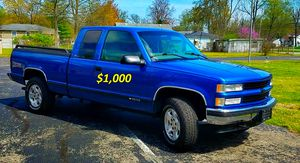 Fully Loaded 1997 Chevrolet 1500 Silverado For Sale!!! for Sale in San Diego, CA