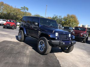 2013 Jeep Wrangler Unlimited Sahara LOOK! for Sale in Riverview, FL