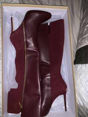 Michael Kors Merlot Clara Boot 7.5 for Sale in Chesapeake, VA