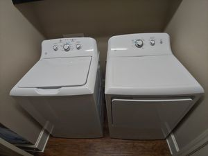 GE Washer and Dryer for Sale in Tyler, TX