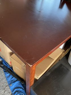Brown Dining Table Set for Sale in Kent,  WA
