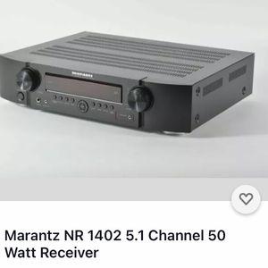 Marantz Audio Receiver NR1402 for Sale in Abington, MA