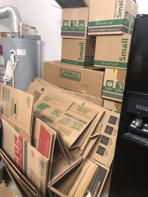 Moving boxes (free) for Sale in Orlando, FL
