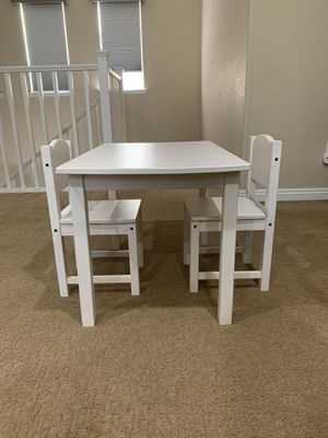 Kids Table and Chairs for Sale in Las Vegas, NV