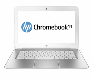 New Refurbished Brand New in Box HP Chromebook 14 G1 J2L41UA Intel Celeron 4GB Ram Laptop for Sale in San Bernardino, CA