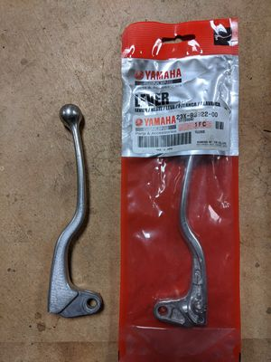 Yamaha Brake Lever Handle for Dirt Bike or Motorcycle for Sale in Mableton, GA