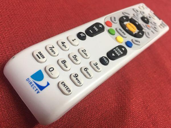 Direct TV RC66X Universal IR HD DVR Remote Control Replaces RC65X RC64 RC32X