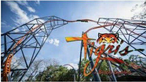4-Busch Gardens Tickets+Parking pass