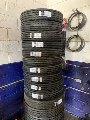 16inch and 15inch trailer tires READ for Sale in San Antonio, TX