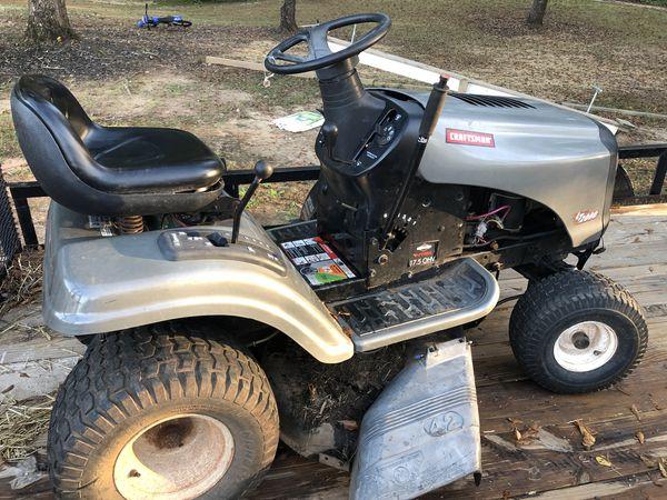"""Craftsman 42"""" Lawn Tractor"""