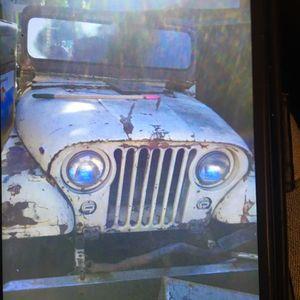 1959 Jeep for Sale in Stockton, CA