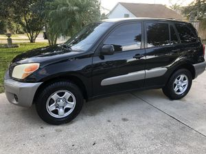 Toyota RAV4 1 owners original paint new tire for Sale in Orlando, FL