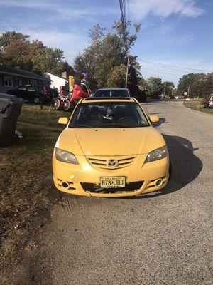 Mazda 3 sport 2004 for Sale in Brick Township, NJ