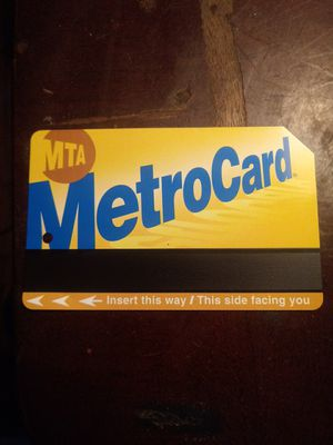 Unlimited metrocard for Sale in The Bronx, NY