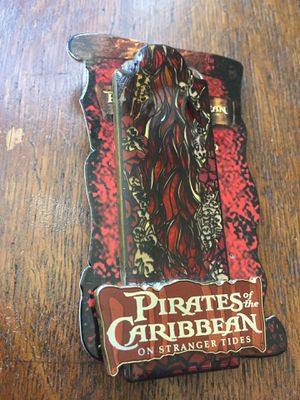 "Disney Soda Fountain Pirates of the Caribbean ""Stained Glass "" Pin for Sale in Trabuco Canyon, CA"