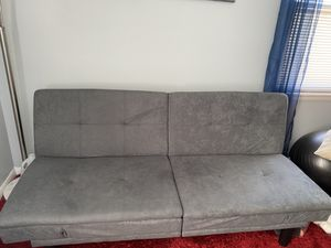 Futon full size memory foam for Sale in Tonawanda, NY