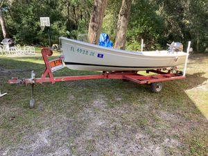 Oday sail boat for Sale in Orange City, FL