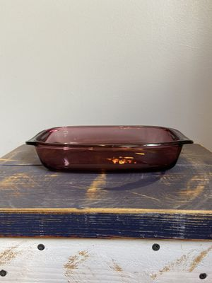 Vintage purple Pyrex for Sale in Fremont, CA