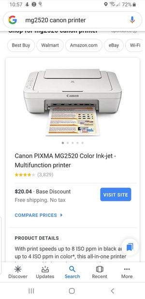 Printer and copier for Sale in Fremont, NC
