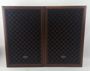 Panasonic sb 150 two way speakers for Sale in Spokane, WA