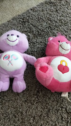 Care Bear Plushies for Sale in Puyallup, WA