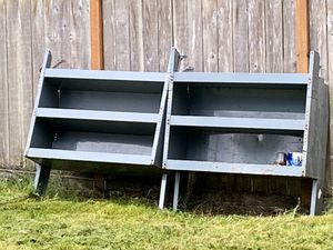 2 Shelving Units for Sale in Olympia, WA