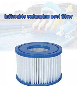 Inflatable Hot Tub Spa Pool Filter Cartridge Pump Filtration Replacement Kit for Sale in Long Beach,  CA