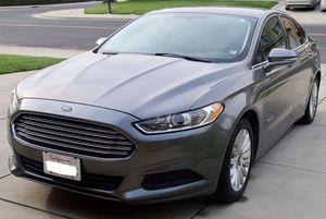 2014 Ford Fusion SE Hybrid for Sale in Dixon, CA