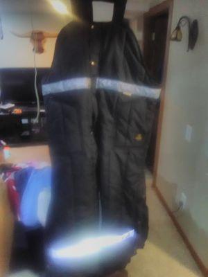 Size xxxl RefrigiWear bibs. for Sale in Eau Claire, WI