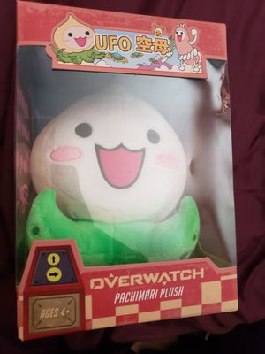 Blizzard Overwatch Pachimari (signed by D.Va voice actor) for Sale in Henderson, NV