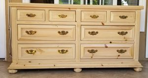 PINE WOOD DRESSER - EXCELLENT CONDITION, PRICE FIRM for Sale in Westminster, CA