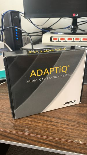 ADAPTiQ Audio Calibration System by BOSE for Sale in Las Vegas, NV