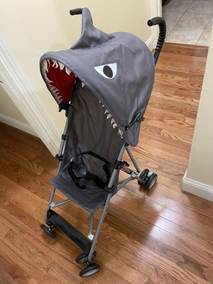 Cosco Umbrella Stroller - Shark Theme for Sale in Brockton, MA