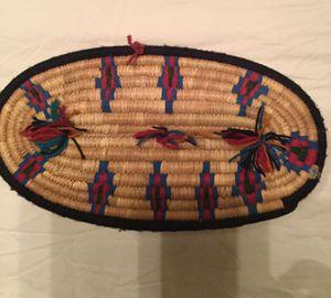 Hand Woven Basket from Azerbaijan. Make an offer. for Sale in Okemos, MI