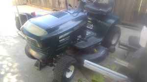Craftsman 15.5 horsepower riding lawn mower 42 in for Sale in San Jose, CA