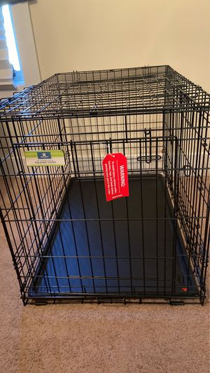 Dog Crate ( Never Used ) for Sale in Lubbock, TX