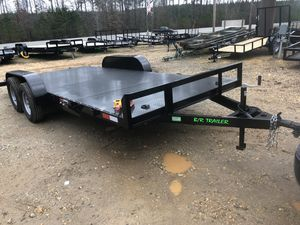 New steel deck car hauler trailer 2019 for Sale in Sheridan, AR