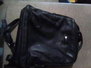 Hilliard and Hanson leather bag pack for Sale in Fresno, CA