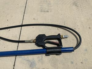 Telescopio pressure washing/ pistol /telescope pressure washer wand for Sale in Austin, TX